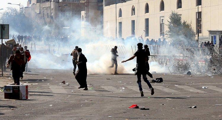 عقب إدانة الأمم المتحدة.. من قتل العراقيين في ساحات التظاهر؟