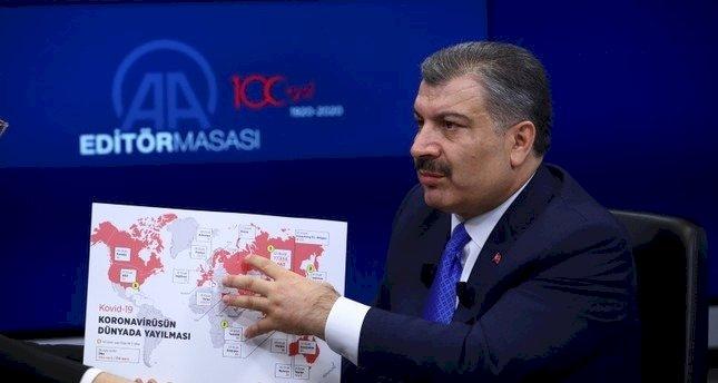 وزير الصحة التركي يُثبِت فشل أنقرة أمام