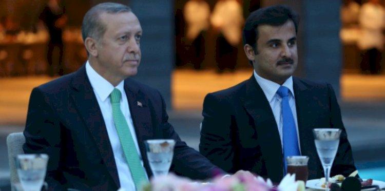 بعد تَفَشِّي كورونا... أمير قطر  يُلقِي بأرواح شعبه في خطر الإصابة  من أجل دعم  أردوغان