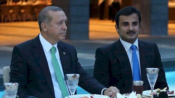 حصريّ.. زيارة  سرية لـ 3 دبلوماسيين قطريين إلى أنقرة ينقلون أموالاً لـ