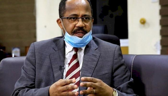 وزير الصحة السوداني..