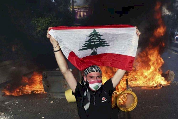 لبنانيون: لن تسقط لبنان في