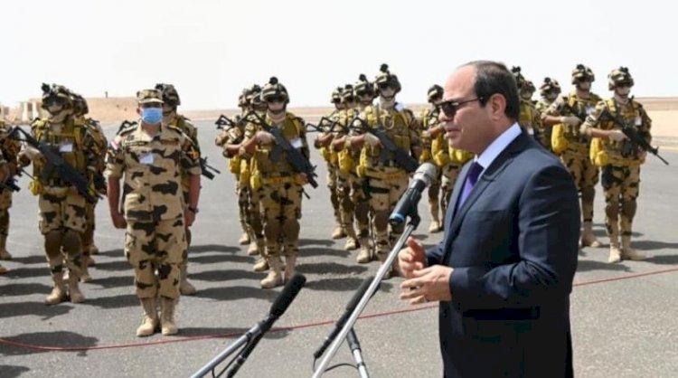 بعد التهديدات التركية... تعرَّف على قدرات الجيش المصري الأقوى بالمنطقة