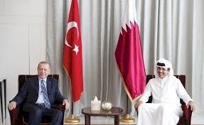 زيارة أردوغان للدوحة تثير غضب القطريين