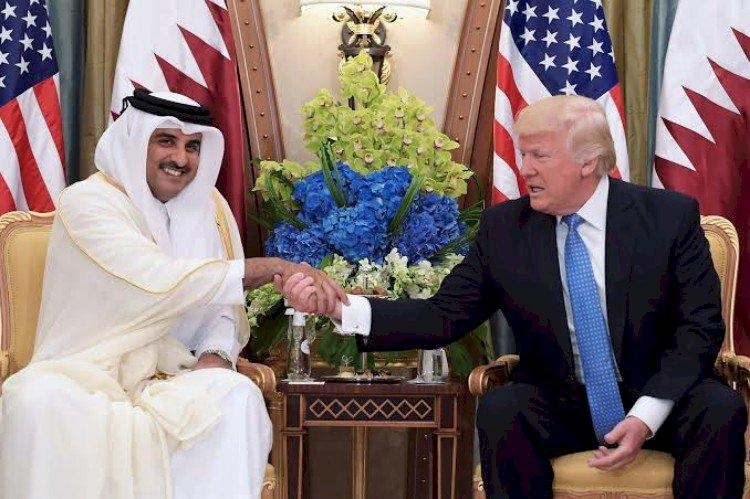 نفاق تميم.. مسؤول أميركي بارز يزور قطر للاتفاق على السلام مع إسرائيل