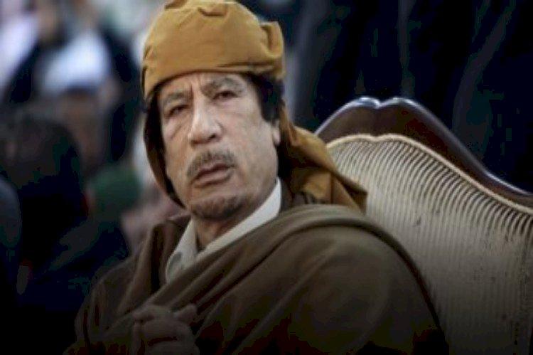 معمر القذافي.. حاكم مثير للجدل في حياته واغتياله
