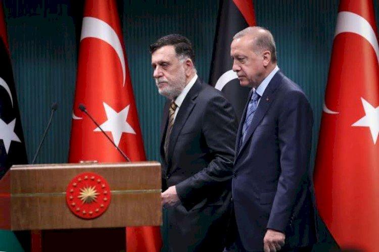 «أهداف خبيثة» وراء زيارة «أردوغان» إلى طرابلس