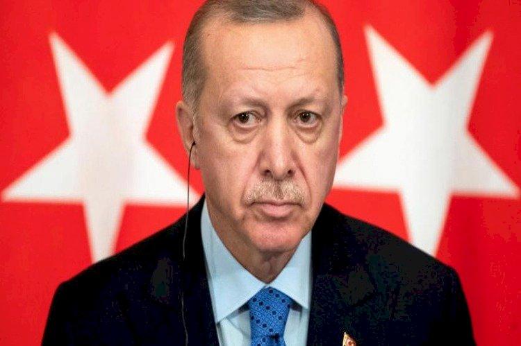 أردوغان يرفع شعار