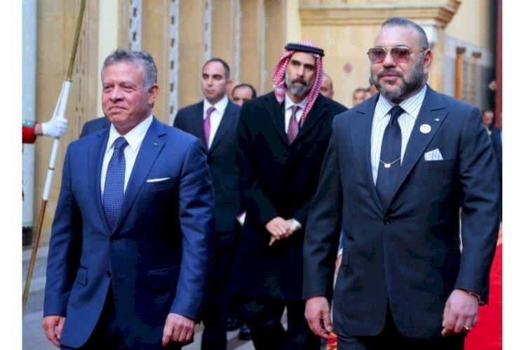 بعد لقائه بولي عهد أبوظبي.. الأردن تسعى لفتح قنصليتها بالعيون المغربية