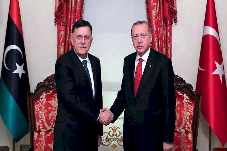 «إيريني» عقبة في طريق أحلام «أردوغان».. و«السراج» حائر