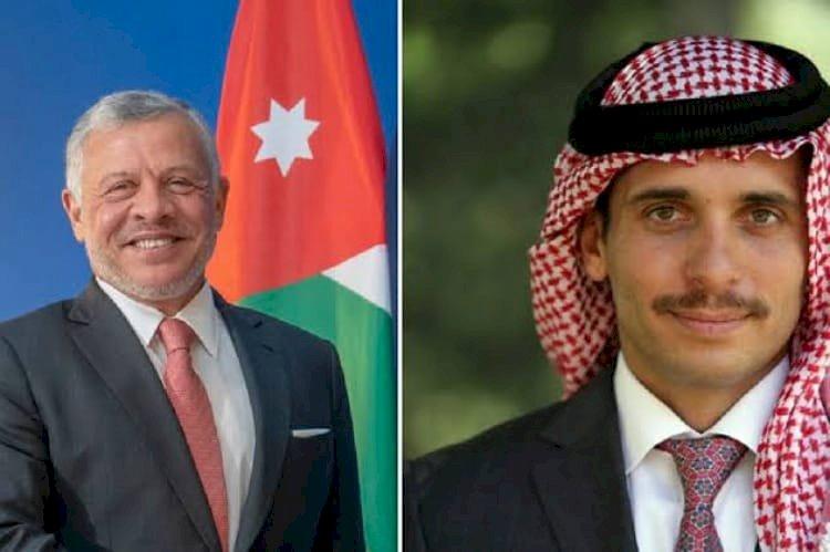 الأمير حمزة بن الحسين.. الأخ غير الشقيق لملك الأردن متصدر أحداث