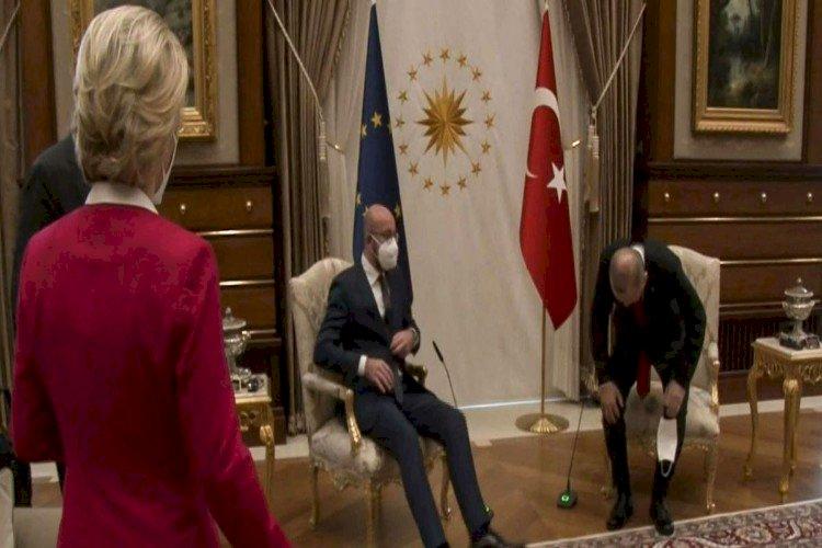 أردوغان رجل الأزمات.. يثير غضب أوروبا بعد إهانة رئيسة المفوضية