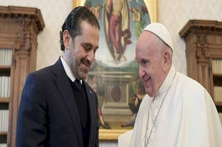 ما وراء سر زيارة الحريري للفاتيكان.. خبير لبناني يكشف!