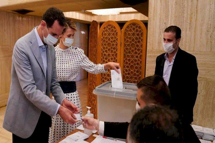 انطلاق سباق الانتخابات السورية بـ51 مرشحًا بينهم 7 سيدات