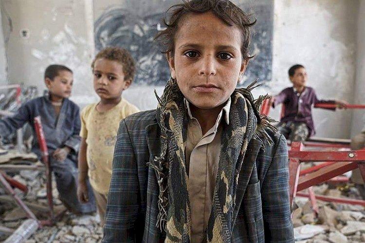 انتهاكات الحوثي ضد الأطفال في اليمن خلال  4 سنوات