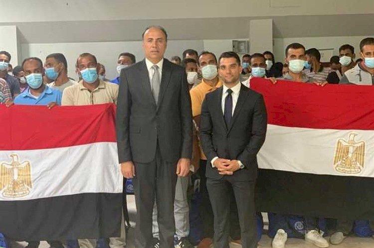 هكذا نجحت مصر في إنقاذ مواطنيها العالقين في طرابلس