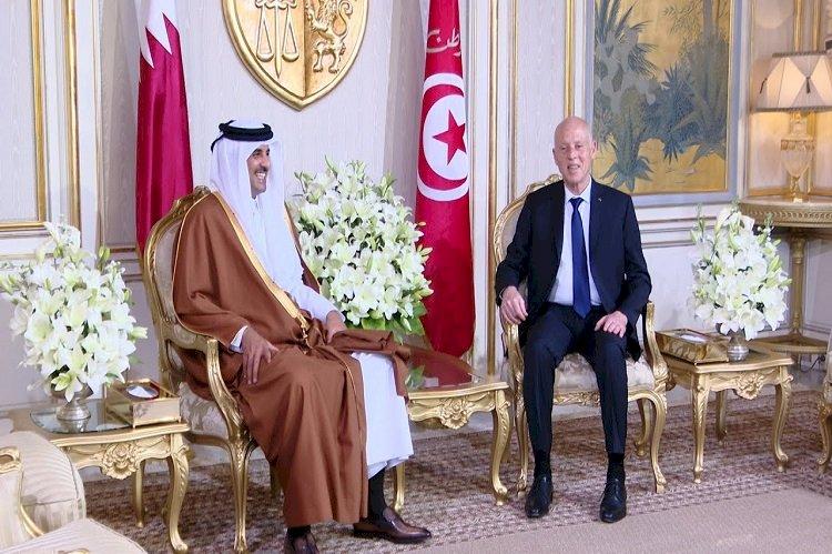 بعد قرارته ضد الإخوان.. مصادر تكشف ضغوط قطر لمحاصرة قيس سعيد