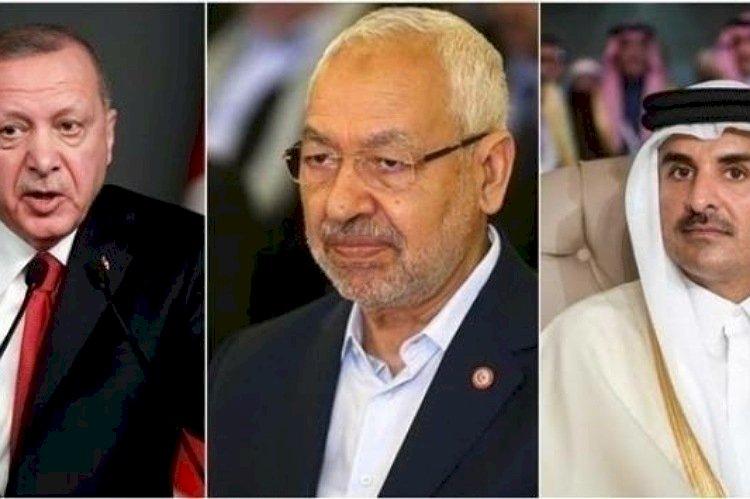 بأموال قطر وتركيا.. ما الدور التخريبي الذي لعبه الغنوشي في ليبيا؟