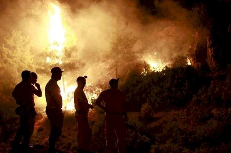 لاستمرار الحرائق.. انتقادات شعبية عبر مواقع التواصل  تغضب أردوغان
