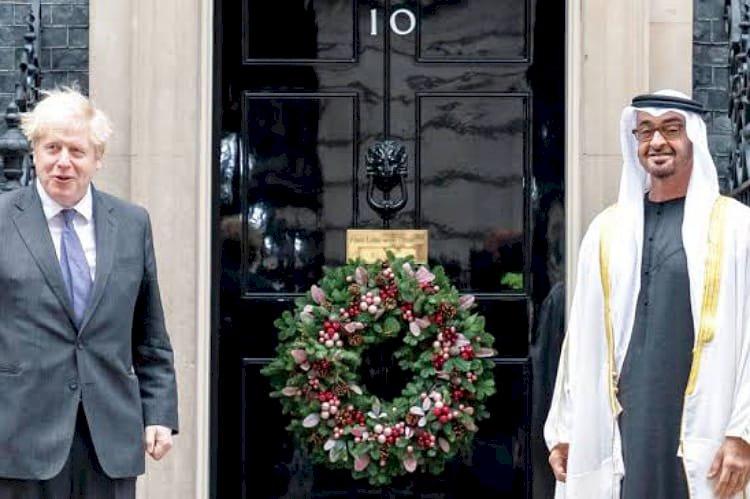 محمد بن زايد يزور لندن.. مباحثات مثمرة تؤكد قوة العلاقة التاريخية بين البلدين