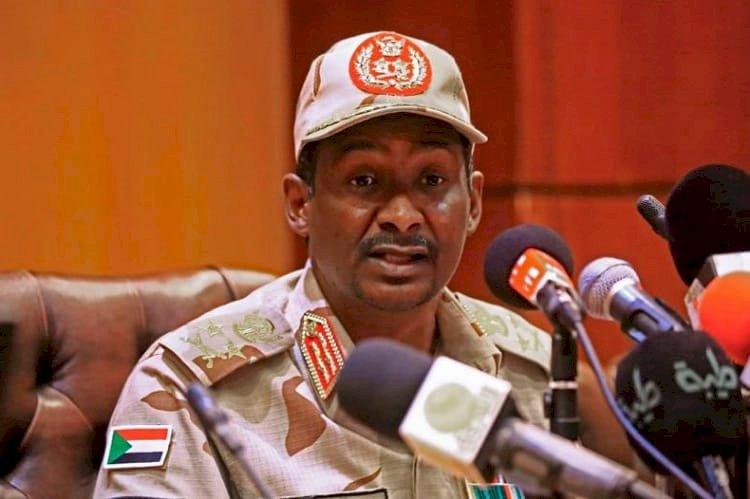 الضابط الرفيع.. من هو محمد حمدان دقلو الملقب بحميدتي؟